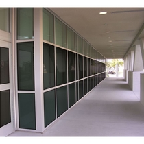 Commercial Window Security Screens